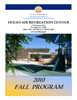 Ocean Air Program Brochure